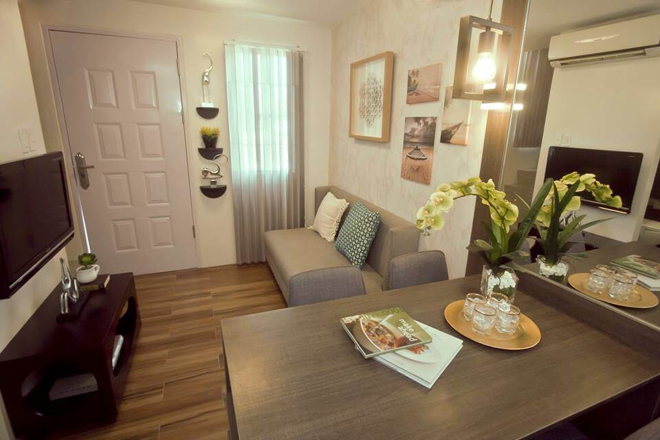 Emma Townhouse 2 Bedrooms With Parking Space Lancaster New City Cavite