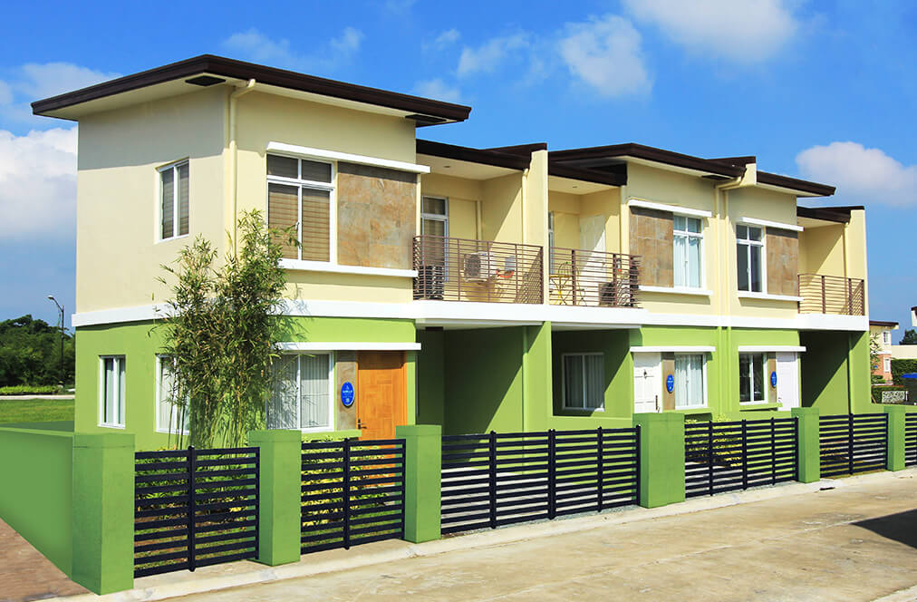 Adelle Townhouse 4 Bedrooms With Balcony Lancaster New City Cavite